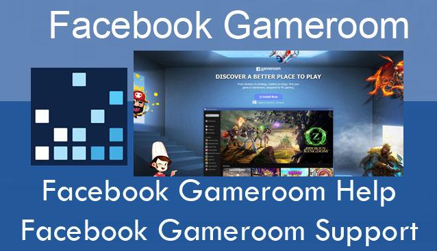 Facebook Gameroom Help - Facebook Gameroom Support