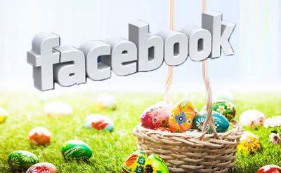 Facebook Easter Egg Hunt - Online Facebook Live Easter Egg Hunt