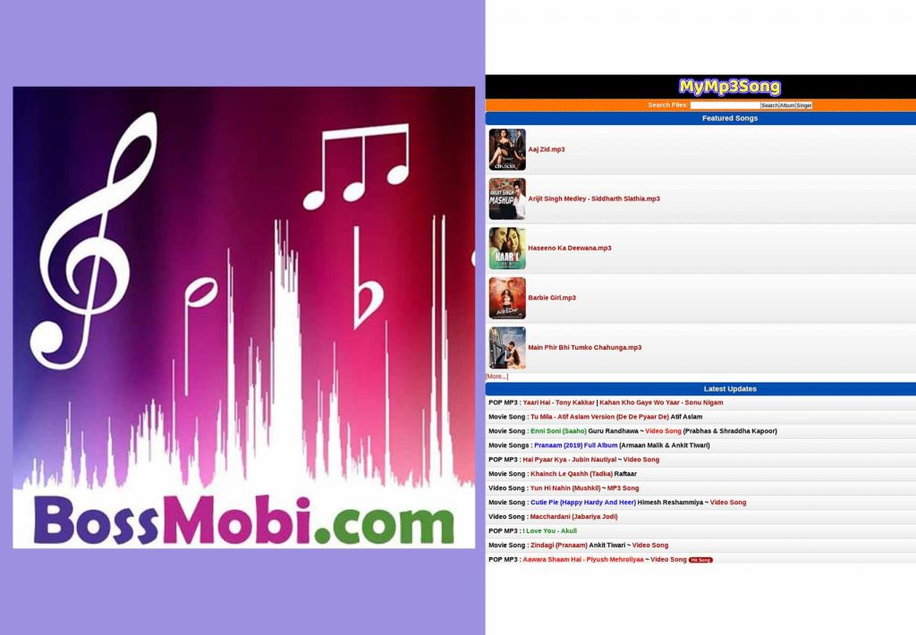 Bossmobi - Mp3 Bollywood Song Free Download   Bossmobi.Com
