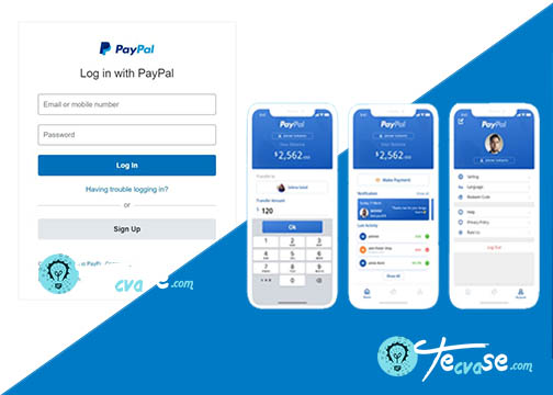 PayPal Account Login - How to Login to PayPal   PayPal Mobile App