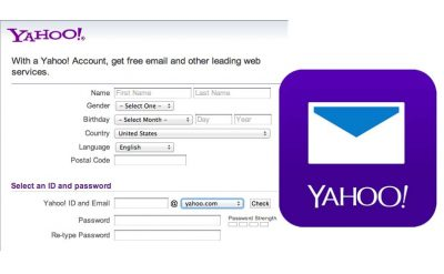 Yahoo Mail Register - Steps to Register a Yahoo Mail Account