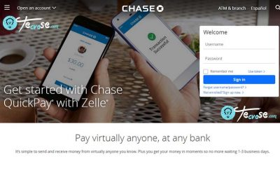 Chase QuickPay - Zelle Chase QuickPay Send, Receive and Request for Money