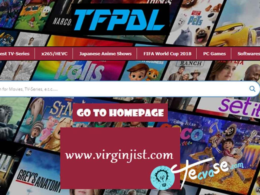 Tfpdl TV Series - How to Download TV Series From Tfpdl
