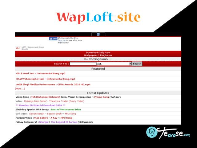 Waploft -  Download Latest Bollywood Songs & Movies for Free | Waploft Full Movie Download