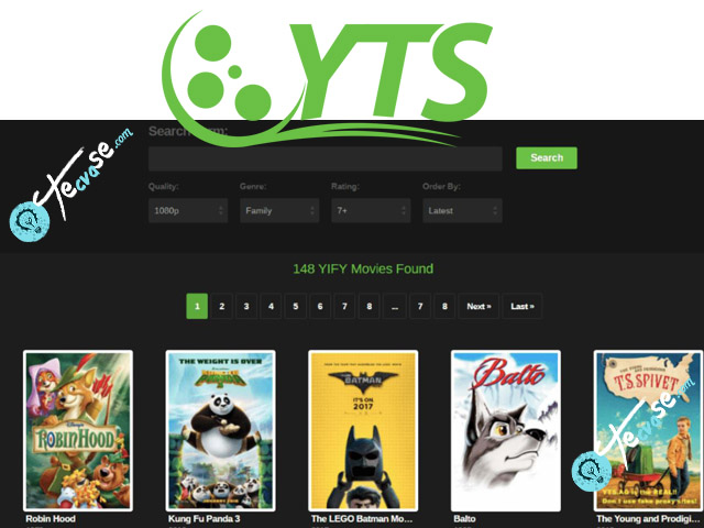 YTS - Download Free YIFY Movies Online   YTS YIFY Movies Torrents Download