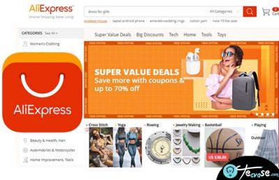 Aliex - Buy from AliExpress Online Shop | Register As a Seller on Aliex Express