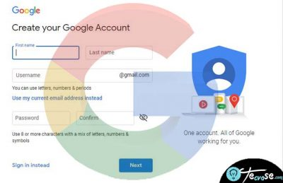 Gmail Account Sign Up - How to Create New Gmail Account | Google Accounts