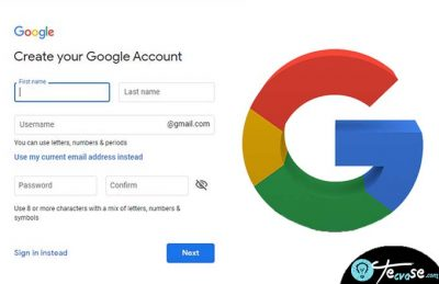 Google Mail Sign Up - Gmail Sign Up For Email Account   Create New Google Account