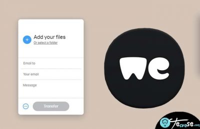 WeTransfer - How to Transfer Files on WeTransfer
