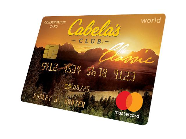 Cabela's Credit Card - Apply for Cabela's CLUB Credit Card Online | Cabela's Credit Card Login