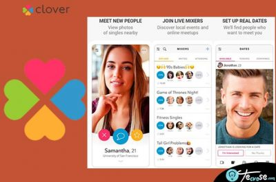 Clover - Free Dating App | Fastest Way to Meet New People