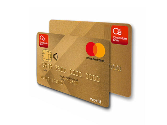 Clydesdale Gold Mastercard - Apply for Clydesdale Bank Gold MasterCard Online   Eligibility Requirement for  Clydesdale Credit Card