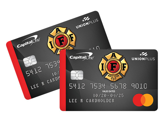 IAFF Rate Advantage MasterCard - How to Apply for IAFF Rate Advantage  Credit Card | IAFF Rate Advantage MasterCard  Review