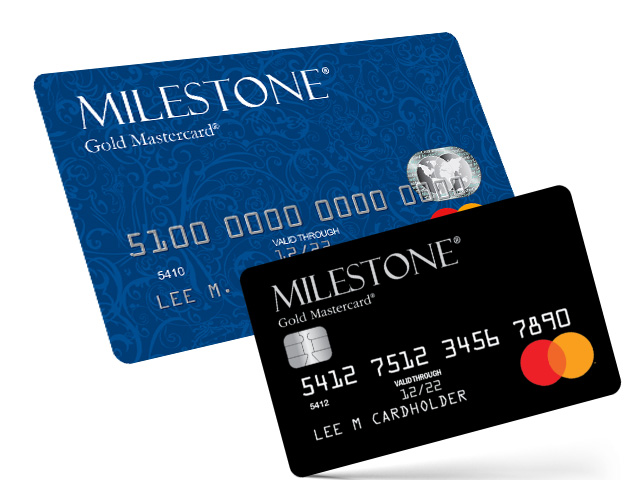 Milestone Gold Mastercard - How to Apply for Milestone Credit Card   Milestone Gold Mastercard Login