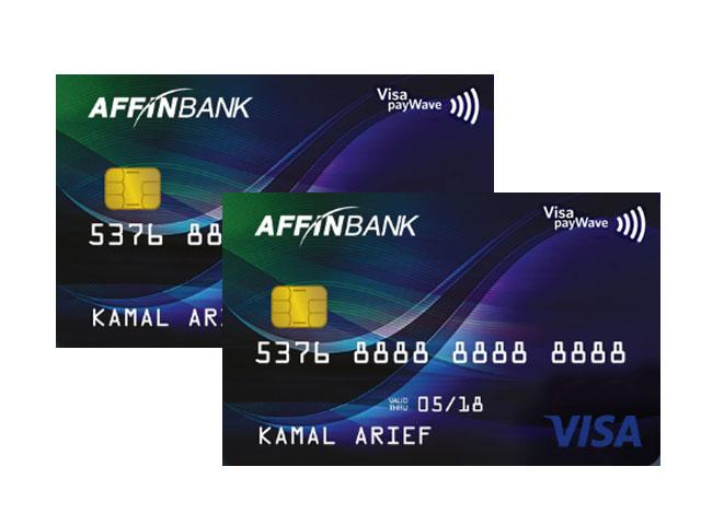 AffinBank Visa Basic Credit Card - Apply for Affin Bank Visa Credit Card