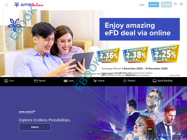 Affinbank Visa Basic Credit Card Login - Login to Affin Bank  Online   Affin Bank Credit Card Login