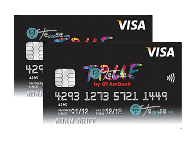 AmBank True Visa Credit Card - How to Apply for AmBank True Visa Credit Card Online