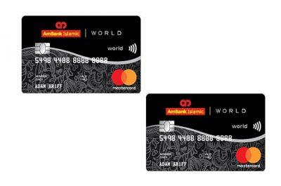 AmBank World Mastercard - How to Apply for AmBank Islamic World Mastercard