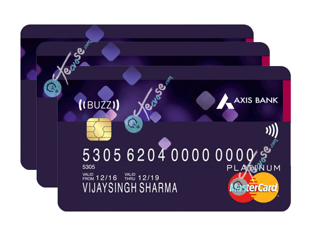 Axis Bank Buzz Credit Card - How to Apply for Buzz Credit Card Online