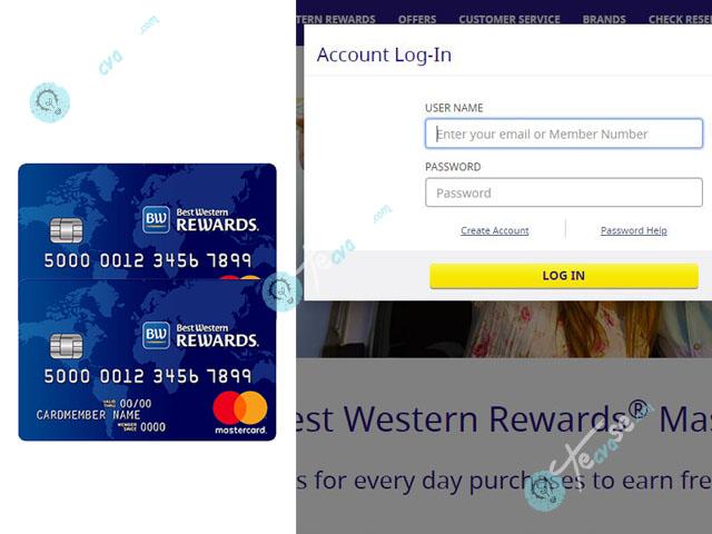 Best Western Rewards Mastercard Login - Steps to Login to Best Western Rewards Mastercard Account Online