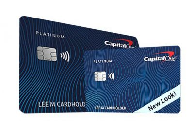 Capital One Platinum Card - Apply Online for Capital One Platinum Card