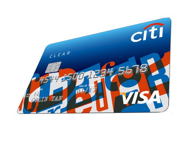 Citi Clear Platinum Credit Card - Apply for Citi Clear Platinum Credit Card Online