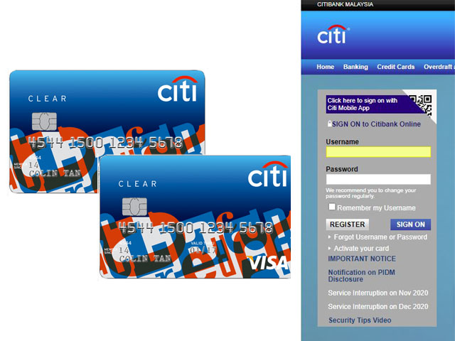 Citi Clear Platinum Credit Card Login - How to Login Citi Clear Credit Card