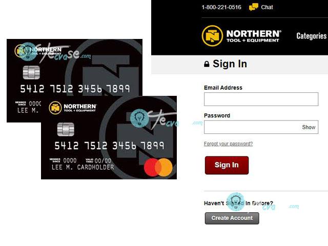 Northern Tool Credit Card Login - How to Login to Northern Tool Credit Card