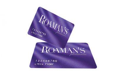 Roaman's Credit Card - Apply For A Roaman's Credit Card