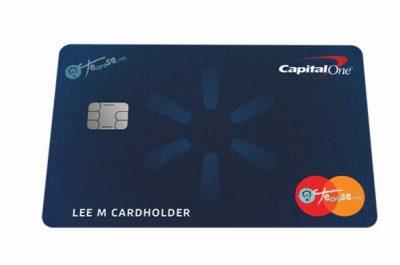Capital One Walmart Rewards Card - Apply for Walmart Rewards Program
