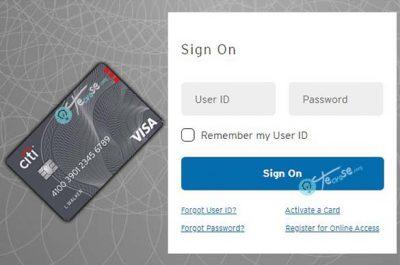 Costco Citi Card Login -  Costco Anywhere Visa Card