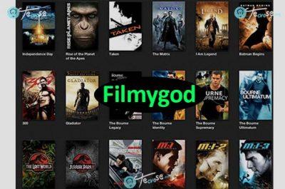 Filmygod - illegal Movies Download Website