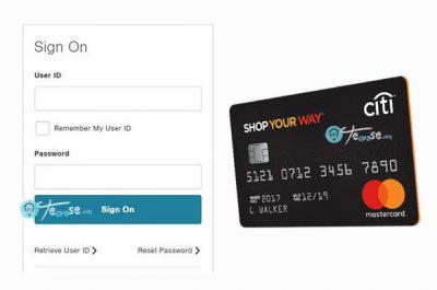 Shop Your Way Mastercard login - Manage Your Citibank Shop Way Card
