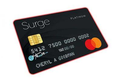 Apply for Surge Credit Card - Surge Credit Card | Surge Credit Card Login