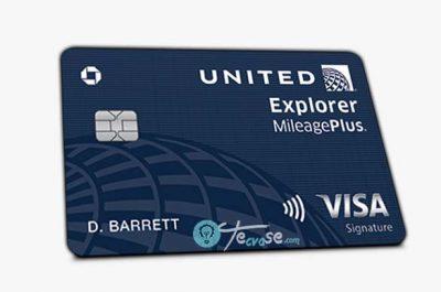 United Explorer Card - Chase Card Benefits | Login