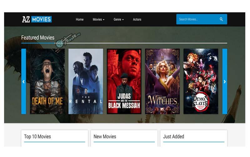 AZ Movies - Illegal HD Movie Download Website   AZMovies