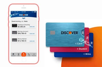 Discover Bill Pay - Pay Your Discover Credit Card Online