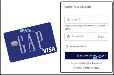 Gap Visa Card Login - Manage your Gap Credit Card Account