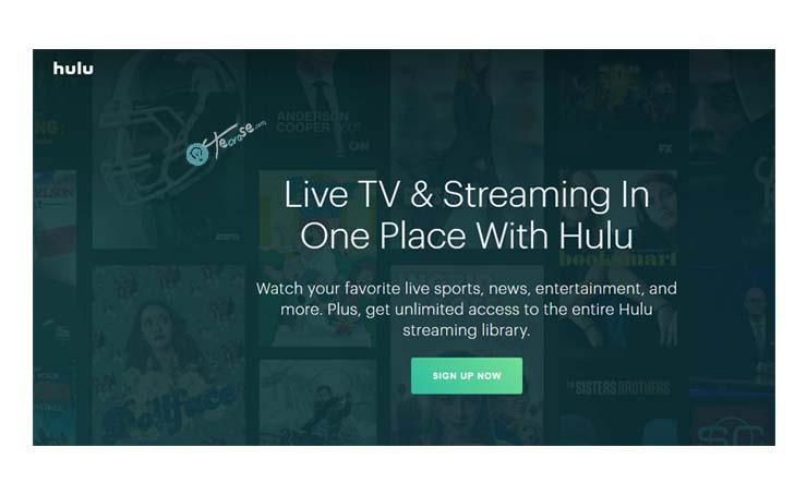 Hulu Live TV - Live TV & Streaming In One Place With Hulu |Hulu Live