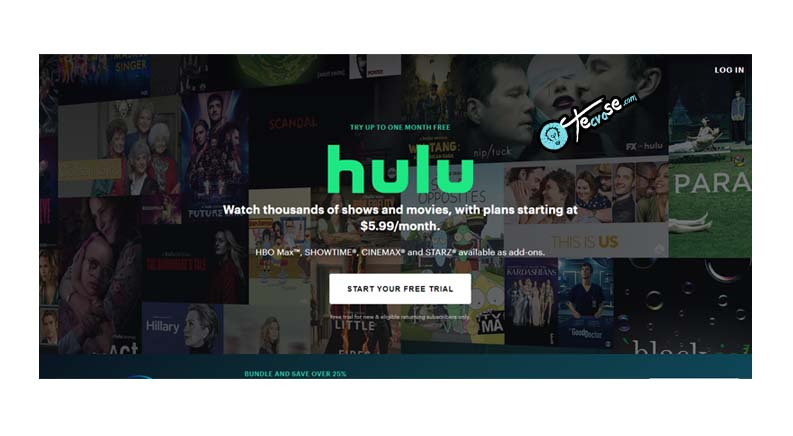 Hulu Plus - Stream On-Demand Movies And Shows