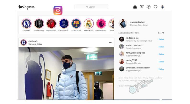 Instagram Web - Use Instagram Web on Your Computer   IG Web
