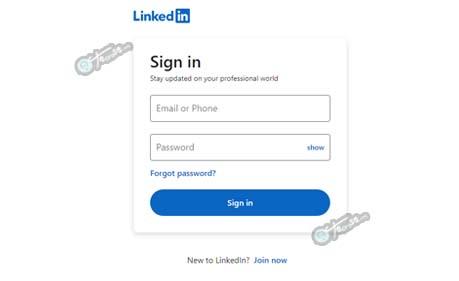 Linkedin Login - Login Your Linkedin Account   Linkedin Sign In