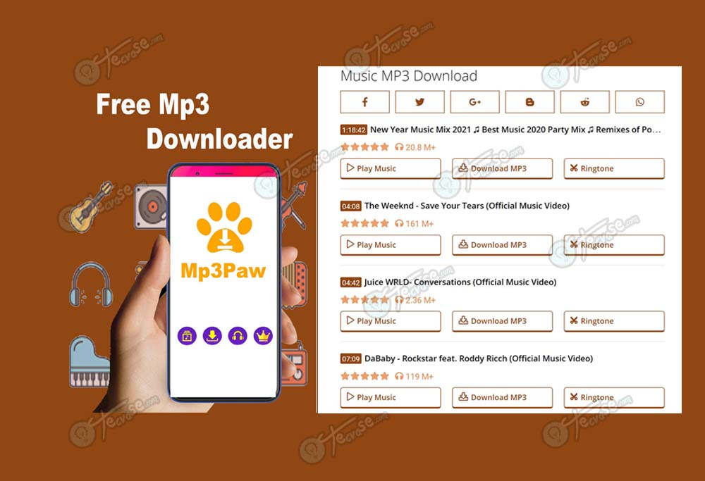 MP3 PAW - Search and Download MP3PAW Music   PAW MP3