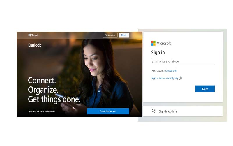 Outlook Account Login - Sign In Hotmail   Hotmail Login