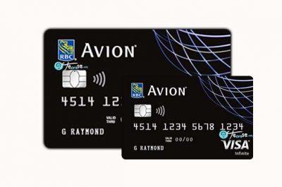 RBC Avion Visa Infinite - Apply for RBC Avion Visa Infinite