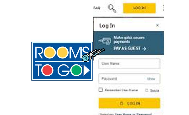 Rooms to Go Credit Card Login - Login your Rooms to Go Credit Card And Make Payments