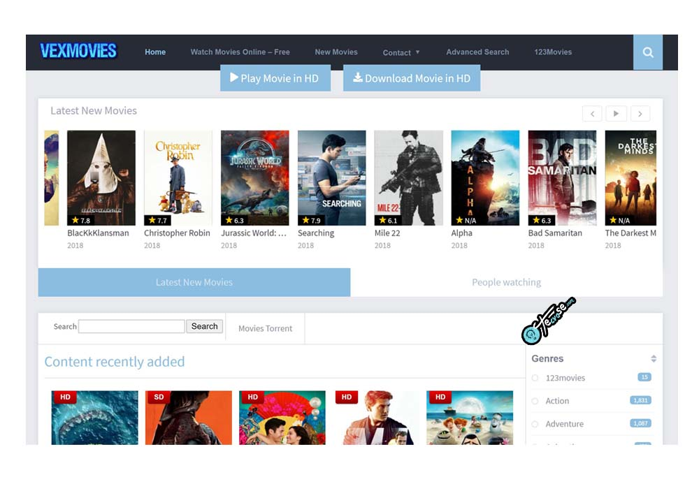 Vexmovies - Watch And Download Free Movies Online | Vex Movie