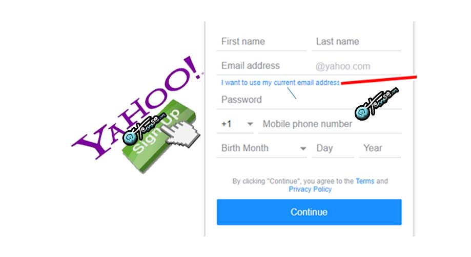 Ymail Sign Up - Create A Yahoo Mail Account   Yahoo Registration