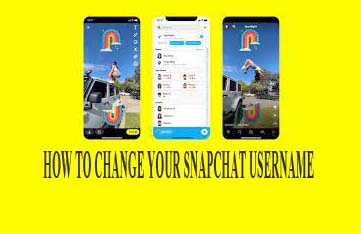 Change Username in Snapchat - How to Change Your Snapchat Username