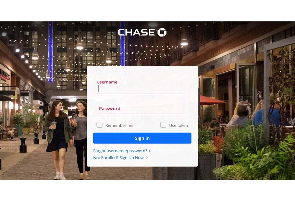 Chase Bank Login - Sign in Chase Online Banking | Chase Card Login